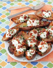http://www.cinnamonspiceandeverythingnice.com/bacon-and-brie-sweet-potato-skins/